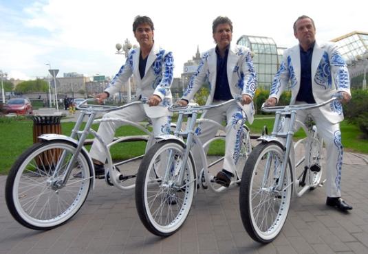 De Toppers в Москве