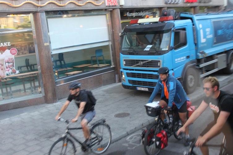 Путешествие в велоСкандинавию - фото 5